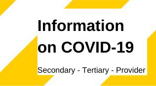 homepage hotspot COVID 19