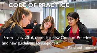 homepage hotspot code of practice