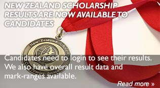 2017 New Zealand Scholarship results are now available