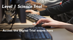 Science Digital trial examinations 2018