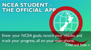 NCEA Student - the official app